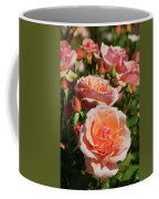 A Regiment Of Roses Coffee Mug
