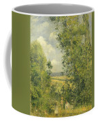 A Rest In The Meadow Coffee Mug