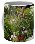 A Riot Of Flowers Coffee Mug