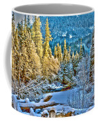 A River Runs Down It Coffee Mug