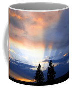 A Riveting Sky Coffee Mug