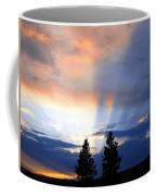 A Riveting Sky Coffee Mug