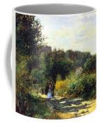 A Road In Louveciennes Coffee Mug