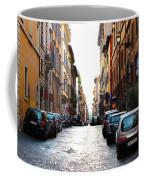 A Rome Street Coffee Mug