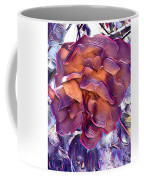 A Rose Of Red Coffee Mug