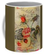 A Rose Story Coffee Mug