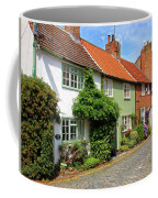 A Row Of Cottages Coffee Mug