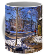 A Sandpoint Winter Coffee Mug