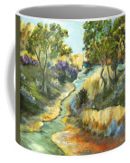 A Sandy Place To Rest Coffee Mug