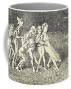 A Scarecrow Coffee Mug