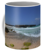 A Scenic Look At Boca Keto On The Island Of Aruba Coffee Mug