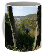 A Scenic View Of The Potomac River Coffee Mug by Stephen St. John
