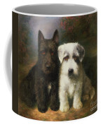 A Scottish And A Sealyham Terrier Coffee Mug