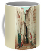 A Secret Admirer Coffee Mug by Guillaume Charles Brun