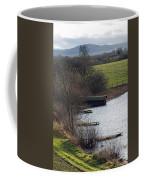 A Shropshire Mere Coffee Mug