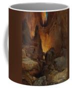 A Side Canyon, Grand Canyon Of Arizona Coffee Mug