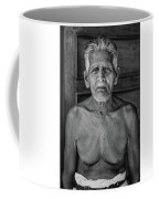 A Silent Conversation Bw Coffee Mug