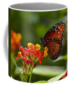 A Sip Of Milkweed Nectar Coffee Mug