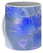 A Slanting Blue Wind  Coffee Mug