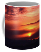 A Slow Sunset      Coffee Mug