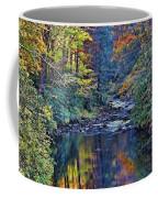 A Smoky Mountain Autumn Coffee Mug