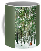 A Snowy Day Coffee Mug