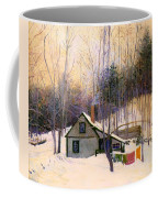 A Snowy Monday Coffee Mug