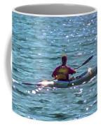 A Solitary Afternoon 2015 Coffee Mug