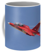 A Special Painted Yak-130 Performing Coffee Mug