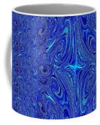 A Spiritual Retereat In Blue Coffee Mug