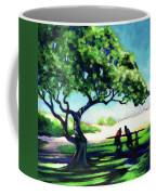 A Spot Of Sun Coffee Mug