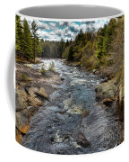 A Spring Day At Little Woodhull Creek Coffee Mug