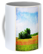 A Spring Day In Texas Coffee Mug