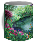 A Spring Day In The Garden Coffee Mug