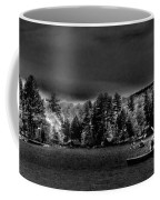 A Spring Day On Old Forge Pond Coffee Mug