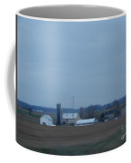 A Spring Evening On The Farmstead Coffee Mug