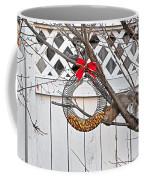 A Squirrel Christmas Coffee Mug