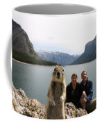 A Squirrel Takes The Shot By Tripping Coffee Mug by Melissa Brandts/National Geographic My Shot