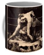 A Stag At Sharkey's Coffee Mug