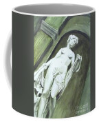 A Statue At The Toledo Art Museum - Ohio Coffee Mug