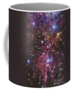 A Stellar Nursery Located Towards Coffee Mug