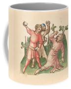 A Stoning Coffee Mug