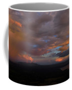 A Storm At Sunset Coffee Mug