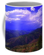 A Storm Coming In  Coffee Mug