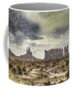 A Storm's Coming Coffee Mug