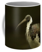 A Straw-necked Ibis Threskiornis Coffee Mug