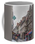 A Street In Boulogne Coffee Mug