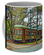 A Streetcar Named St. Charles Coffee Mug