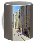 A Stroll By The Cathedral Coffee Mug