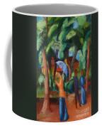 A Stroll In The Park Coffee Mug